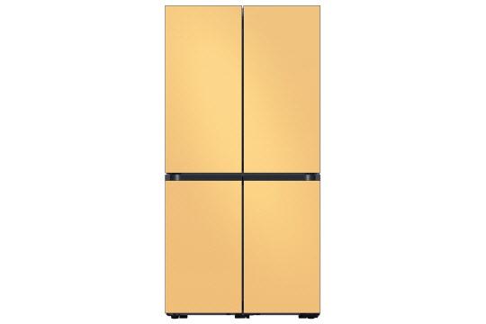 삼성전자 비스포크 냉장고 신제품 출시…360가지 맞춤형 색상